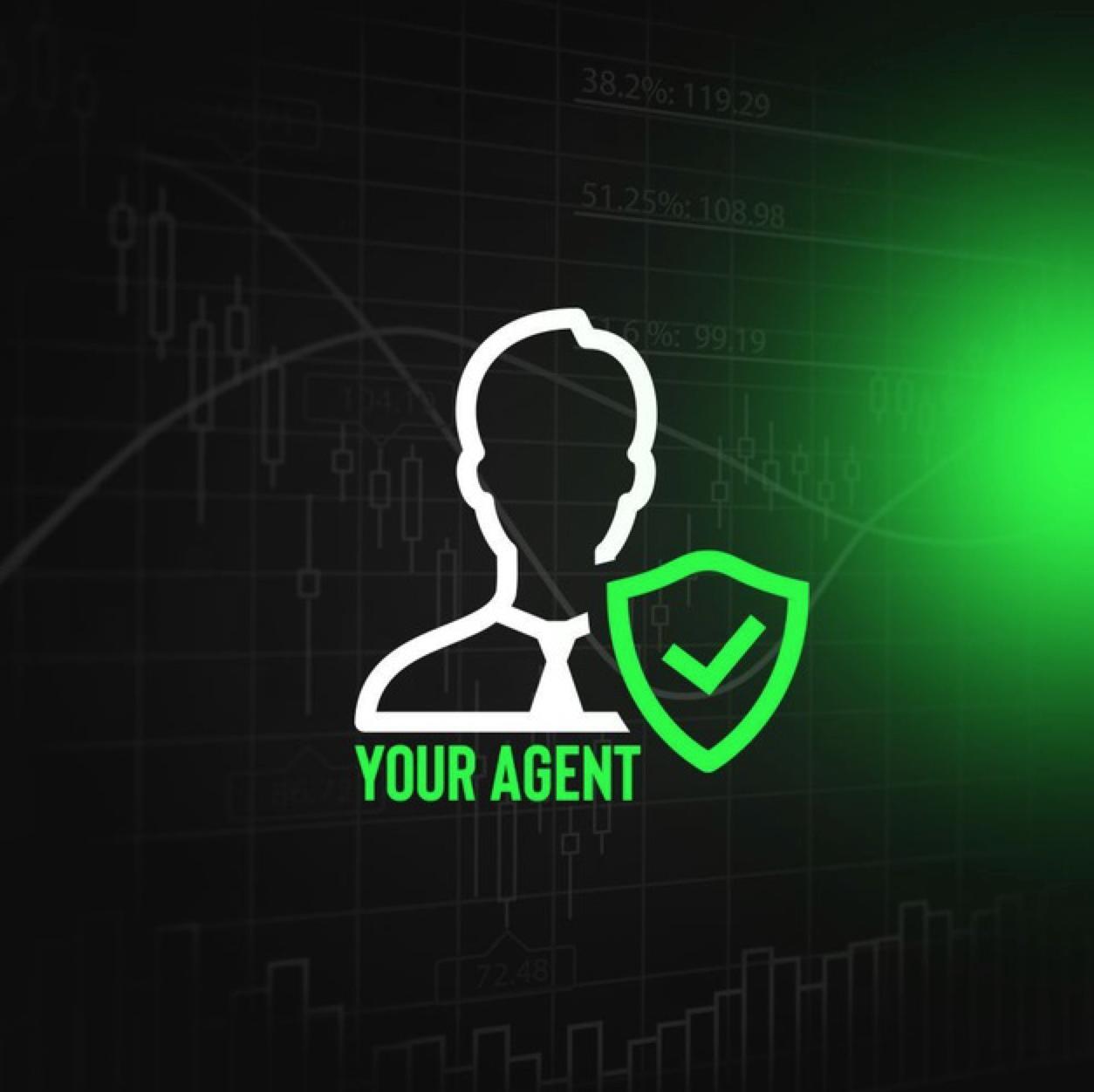 Логотип Your Agent