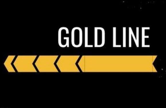 Gold line каппер